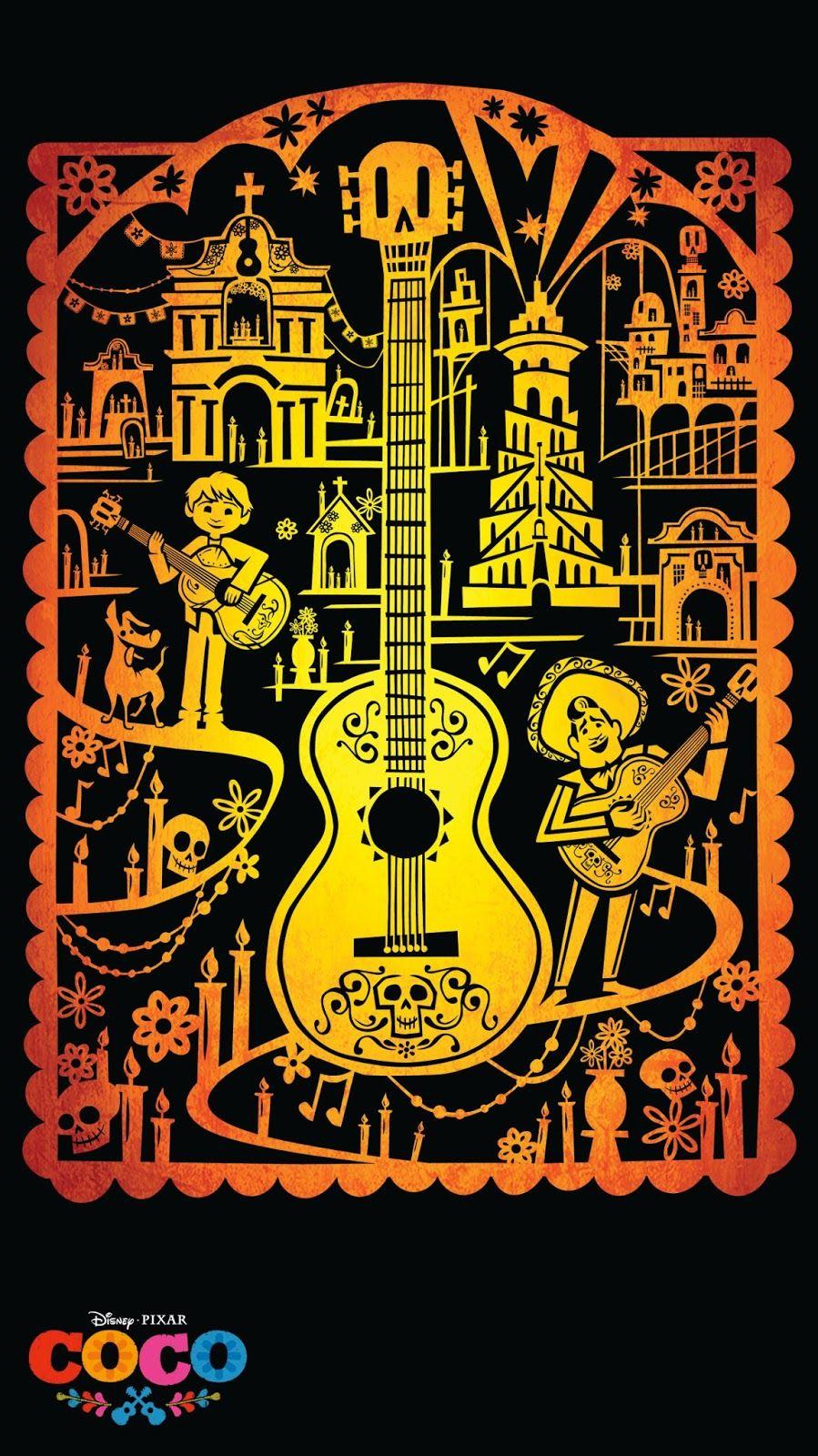 Pelicula De Pixar Coco Poster Empresas Pinterest Dreamworks  # Muebles Tio Ernesto