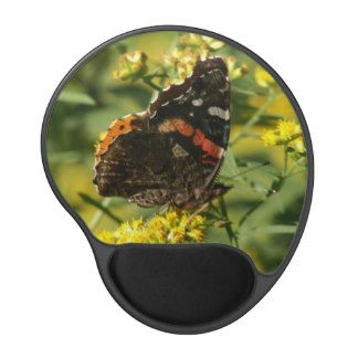 Butterfly, Gel Mousepad. Gel Mouse Pad