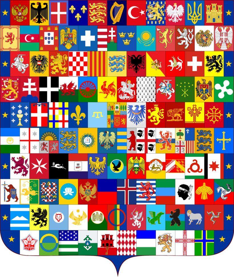 флаги и гербы стран мира картинки с названиями сдобного