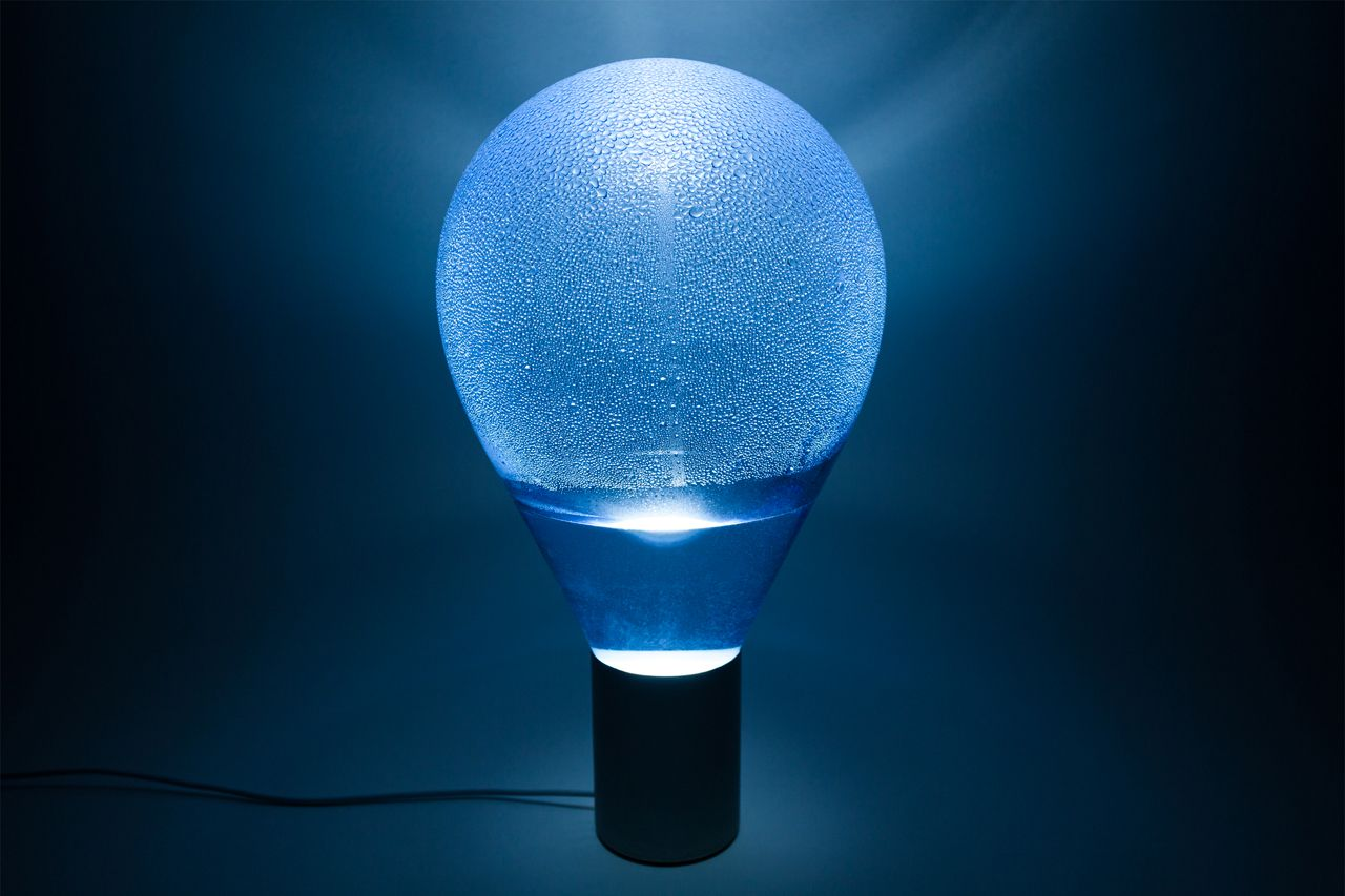 Arturo erbsman atmos water lamps u love itu lamps