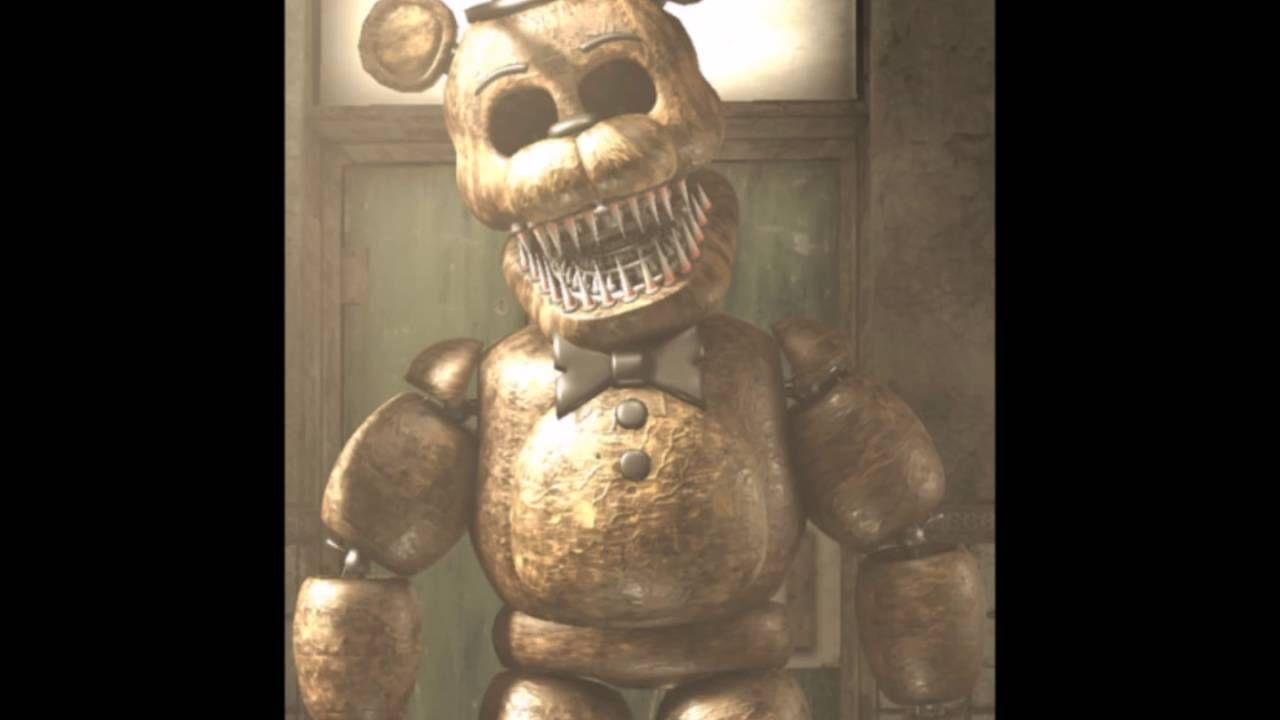 Fnaf Song Ii Sinister Freddy S Voice Sinister Fnaf Song Fnaf
