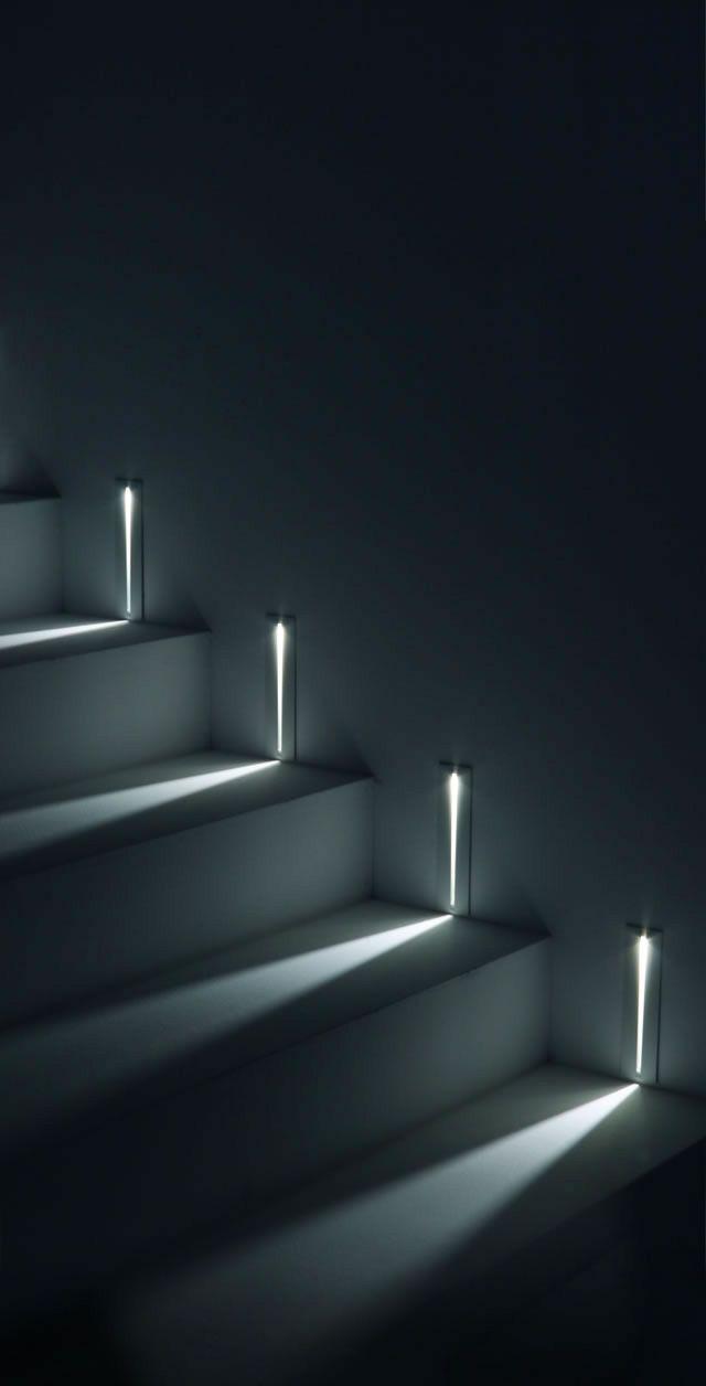 Step Simes S P A Lighting Design Interior Stair Lights Stairway Lighting