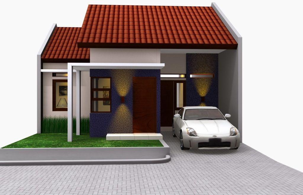 Desain Teras Rumah Ukuran 9x9 | Design De Casa Minimalista, Projeto  Arquitetonico, Casa Minimalista