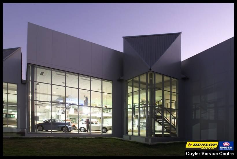 The Volkswagen Auto Pavilion Place of Cars and Legends in Uitenhage. - Photo - Clive Botha