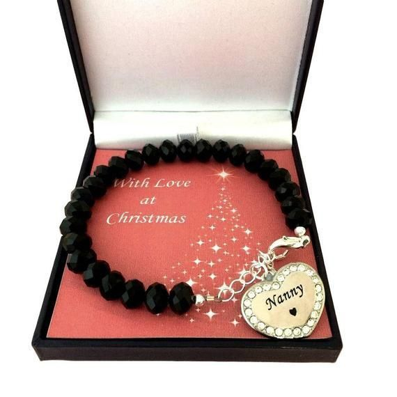 Christmas Bracelet with Black Crystals for Mum, Sister, Auntie, Nanny etc #mumsetc Christmas Bracelet with Black Crystals for Mum, Sister, Auntie, Nanny etc #mumsetc Christmas Bracelet with Black Crystals for Mum, Sister, Auntie, Nanny etc #mumsetc Christmas Bracelet with Black Crystals for Mum, Sister, Auntie, Nanny etc #mumsetc