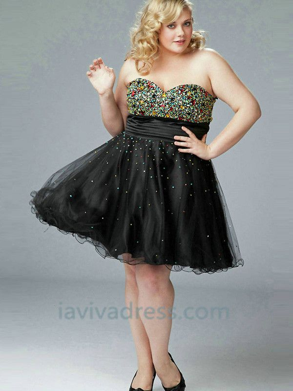 Plus Size Cocktail Dresses for Prom