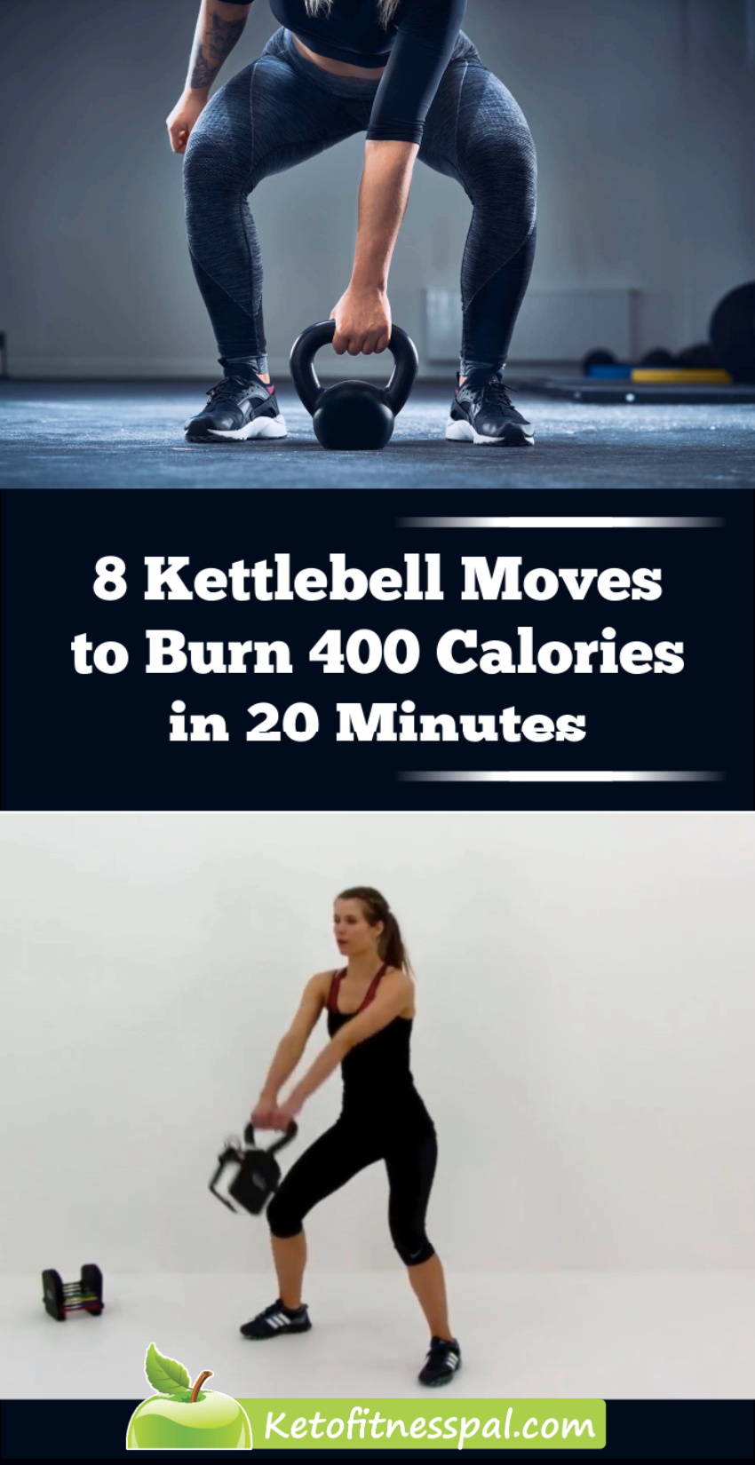 Kettlebells Moves To Burn More Fat Fast