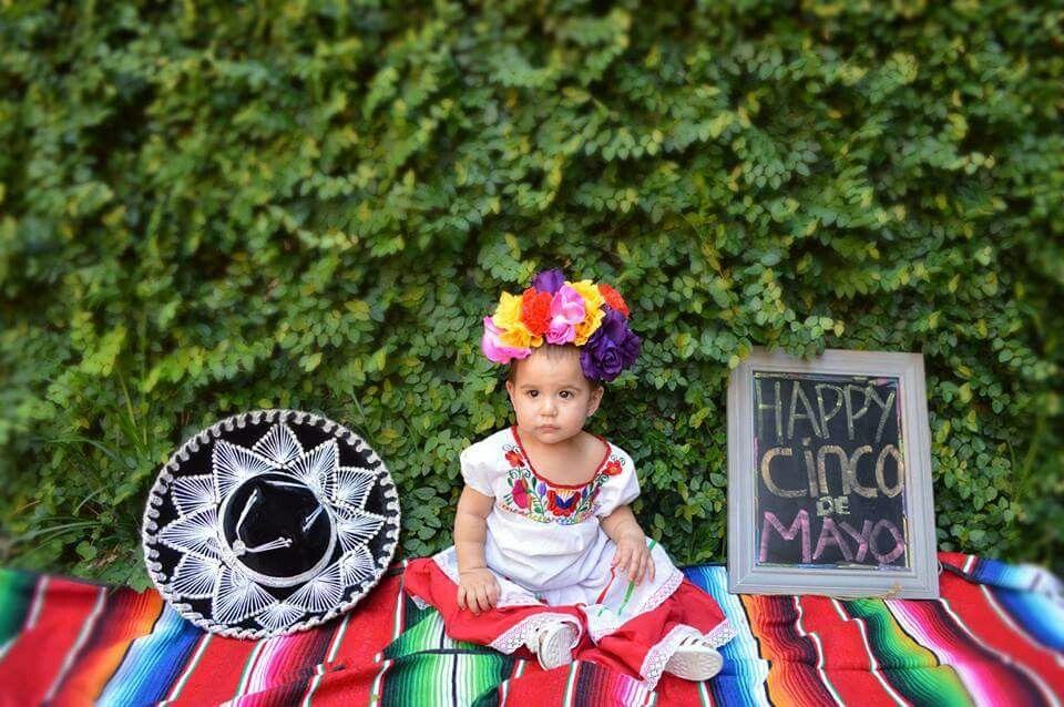Cinco de mayo photo theme/ frida kahlo headband