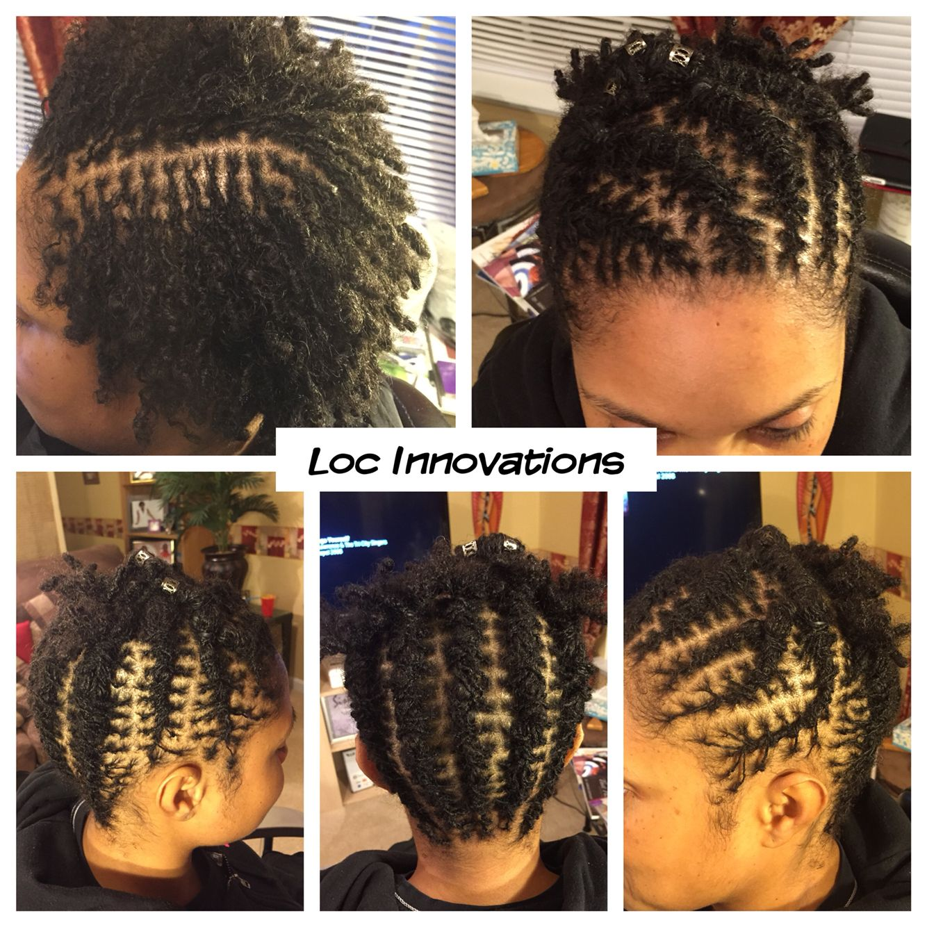 Short Sisterlocks Style Hair Styles Sisterlocks Styles Locs Hairstyles