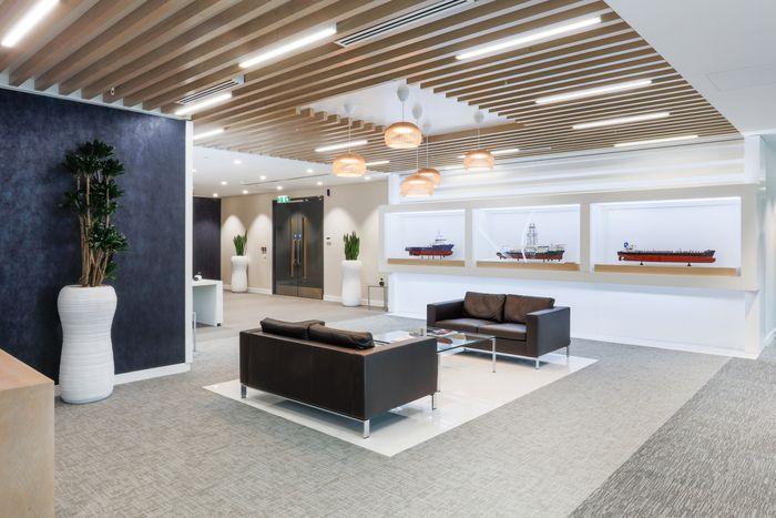 Nordea Offices - London - Office Snapshots