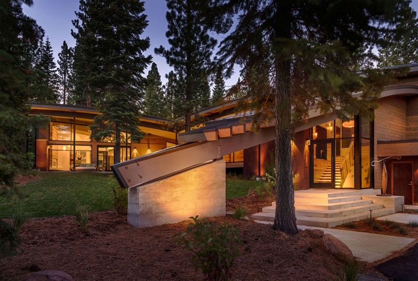 Flight House in Martis Camp by Sage