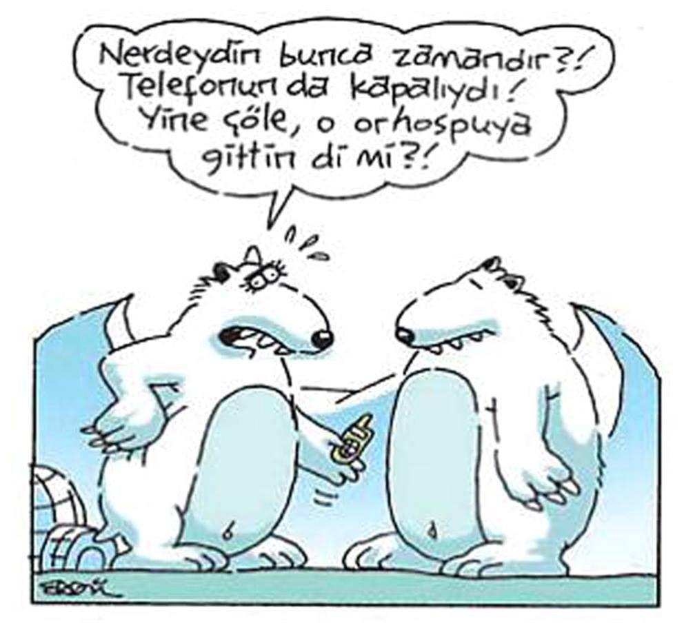 Erdil Yaşaroğlu   Komik şeyler, Karikatür, Mizah