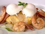 Photo of Charleston Shrimp and Grits with Tasso Blue Crab Gravy –  Charleston Shrimp and …