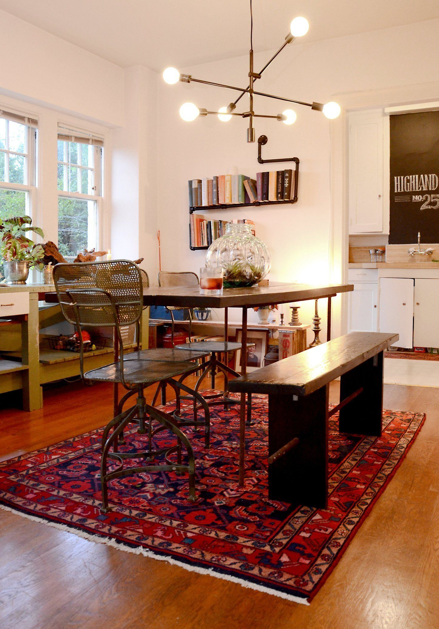 6 Design Ideas For Your Dining Room You Might Not Have Tried