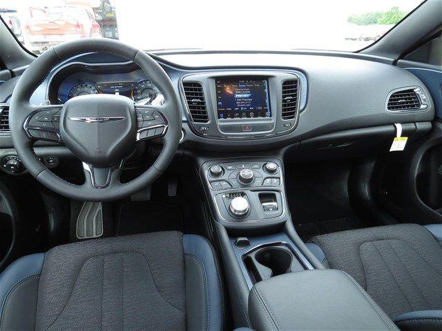 The Totally Redesigned 2015 Chrysler 200 S! Sport Mode, for