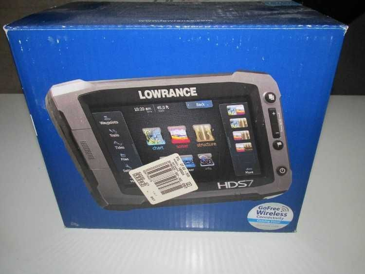 BRAND NEW in the box%21%21%0D%0AI have two Lowrance Touch Combo%27s with Insight and HDI Transducers%0D%0AOne is this seven and one is a nine that is also listed.%0D%0ABoth units have%3A Insight USA Coverage%2C Combines Lake %26 Nautic Maps and Built-in Enhanced U.S. Base Map%0D%0A%0D%0AThe 83%2F200%2C 455%2F800 HDI transducer lets you use Down-Scan.%0D%0A%0D%0AUser-friendly 7%22 touch-screen display is easy to read in bright sunlight%0D%0ADown-Scan Overlay combines multiple views together on... #touchscreendisplay
