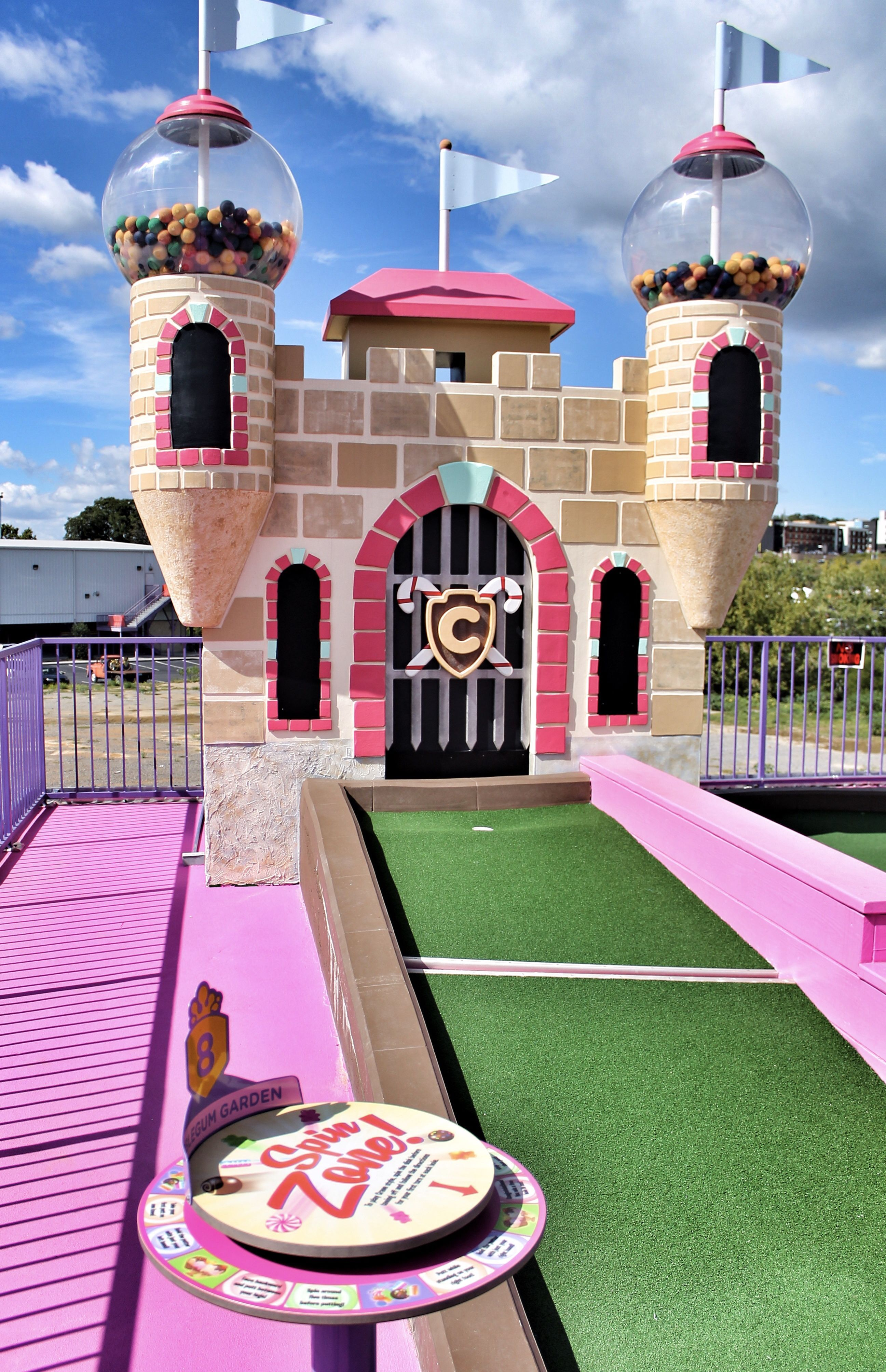 37+ Castle golf and games ideas