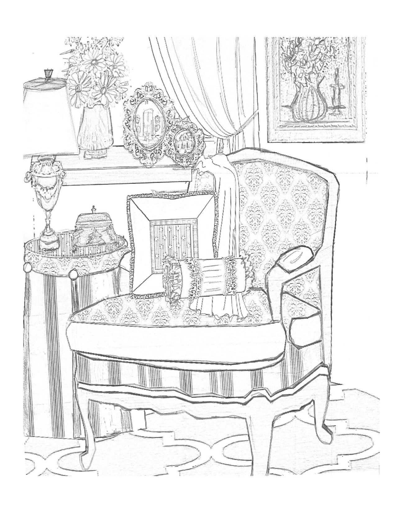 Pin By Kathy Bradway On Coloring Books For The Design