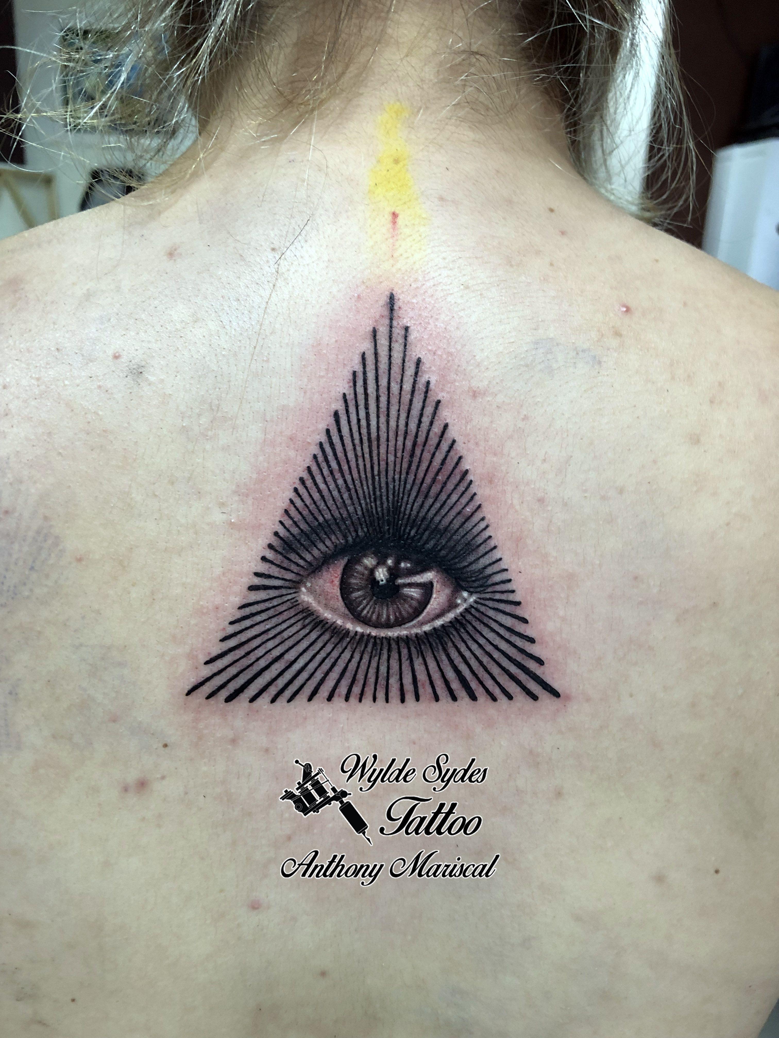 all seeing eye owl tattoo Google Search All Seeing Eye