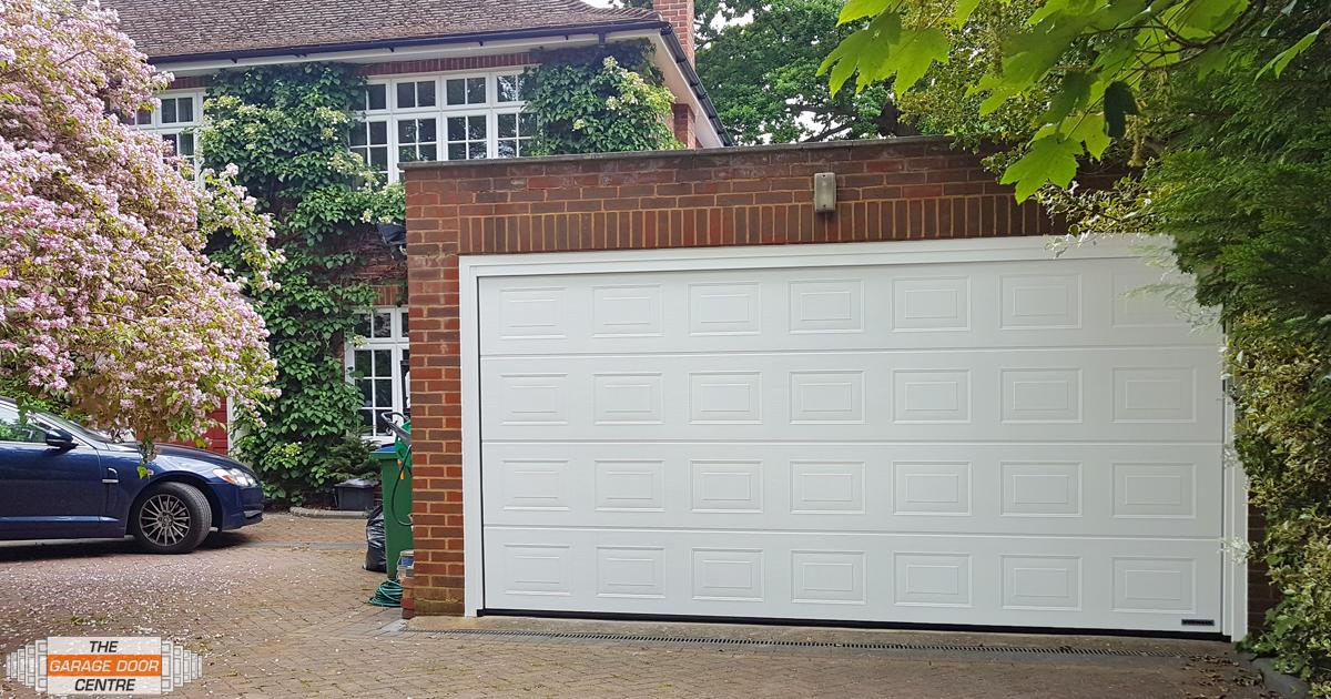 Hormann Georgian Sectional Sectional Garage Doors Garage Doors Sectional