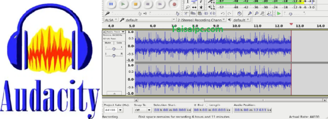 free download audacity for windows 7 full version with crack