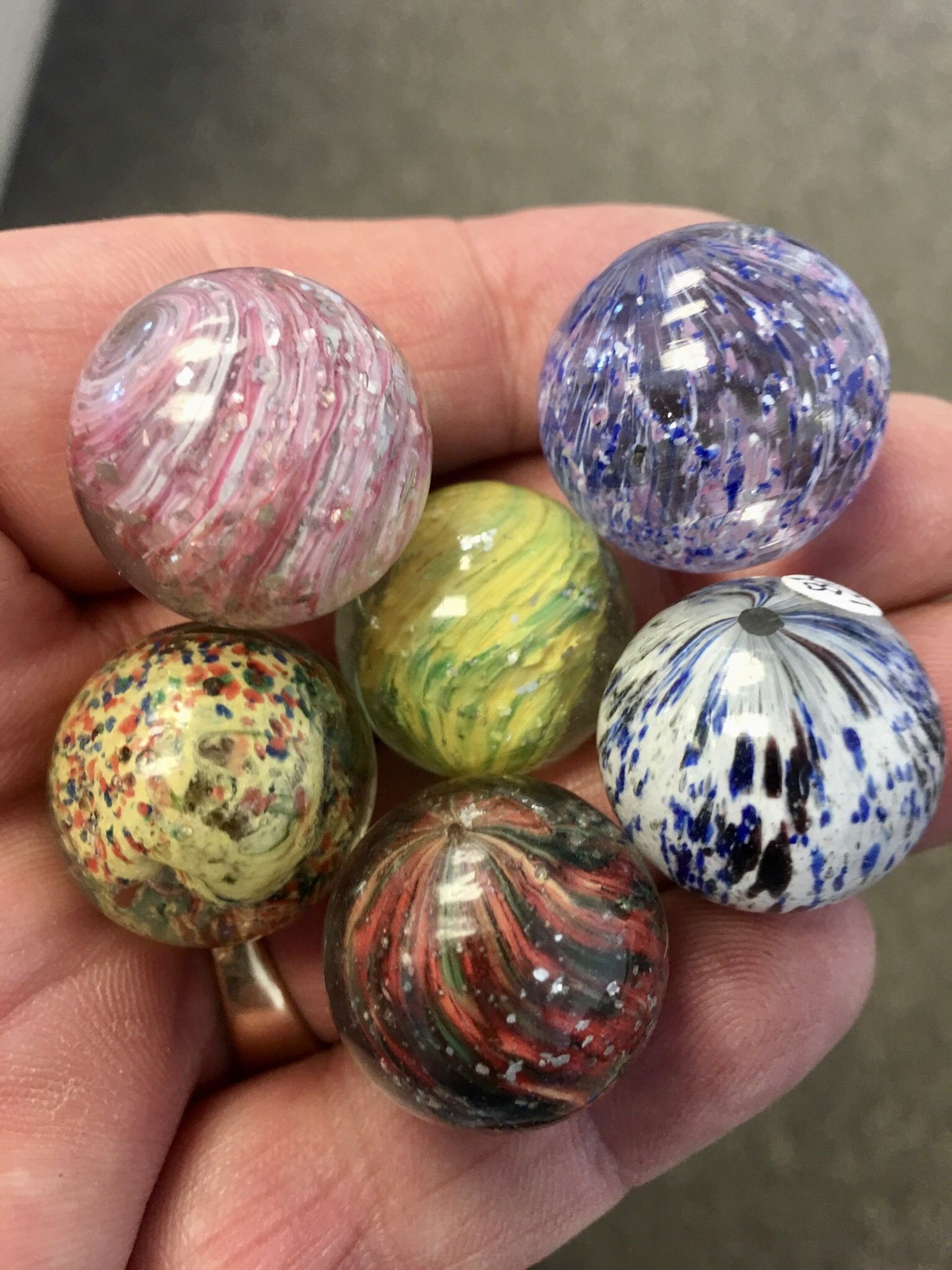 Pin By Chrlspstr On My Marbles In 2020 Modern Paperweight Marble Unique Beauty Products