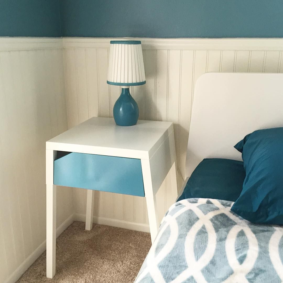 Bedroom Before And After Pictures Bedroom Colors Photos Bedroom Tv Unit Color Schemes For Bedroom: Ikea Selje Nightstand Custom Paint