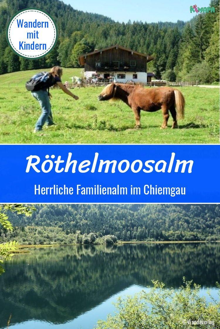 Röthelmoosalm - Chiemgau - KiMaPa
