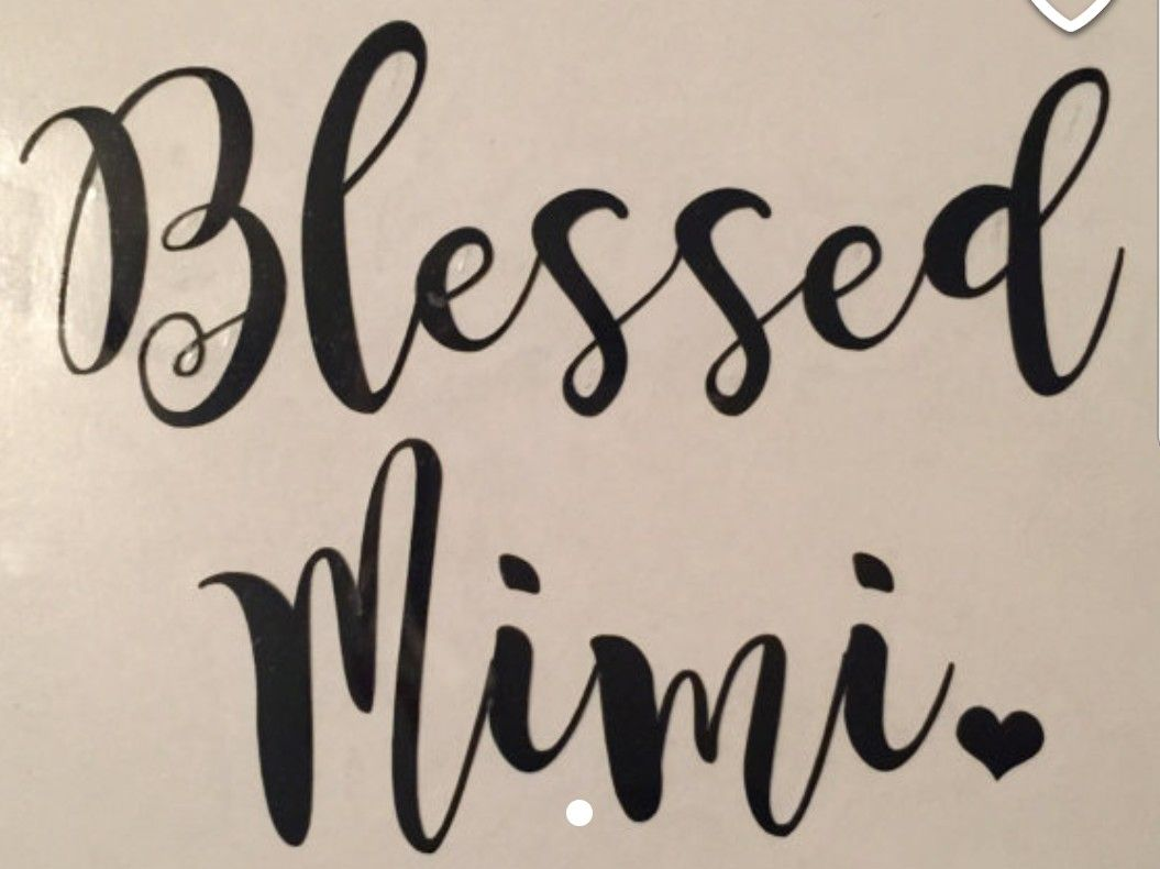 Download Pin by michelle mcmillan on Mimi   Mimi love, Blessed ...