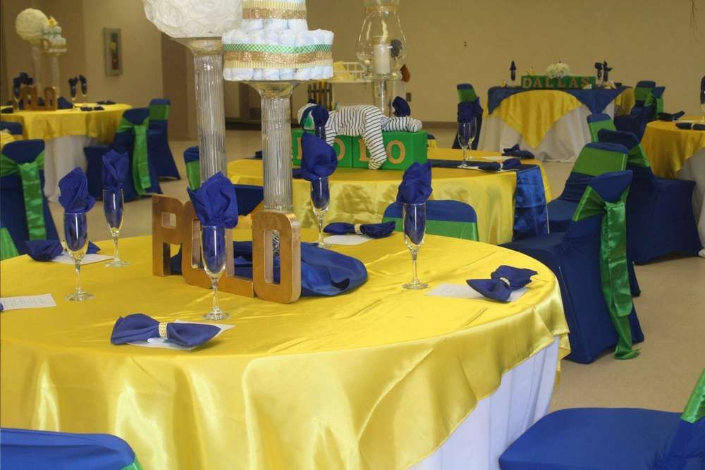 Polo Baby Shower Party Ideas