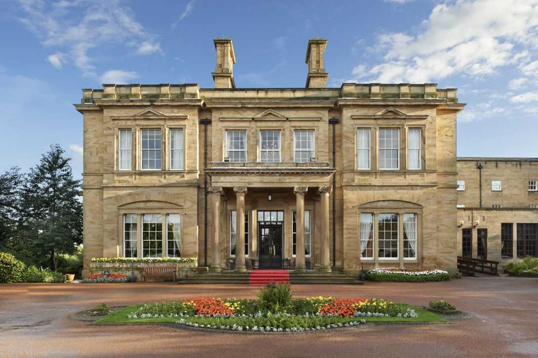 Qhotels Oulton Hall In West Yorkshire England Click On The