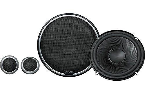Kenwood KFC-P710PS 280 Watts Performance Series 6-1/2 Component Speakers | Car Accessories Online Market #componentspeakers 280 Watts Performance Series 6-1/2 Component Speakers Product Features Kenwood 6.5″ Component System 280 Watts Max