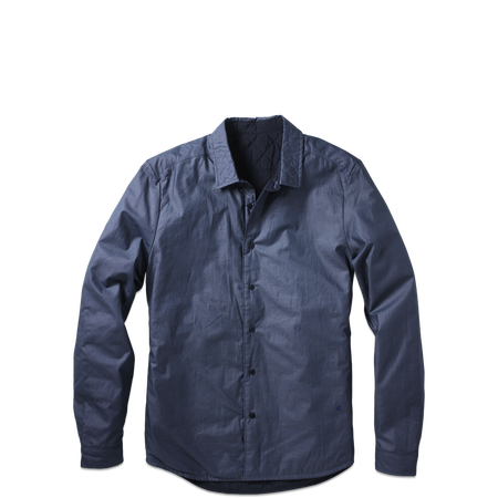 9ec6778a956 Jack Purcell Quilted Shirt Jacket raw chambray
