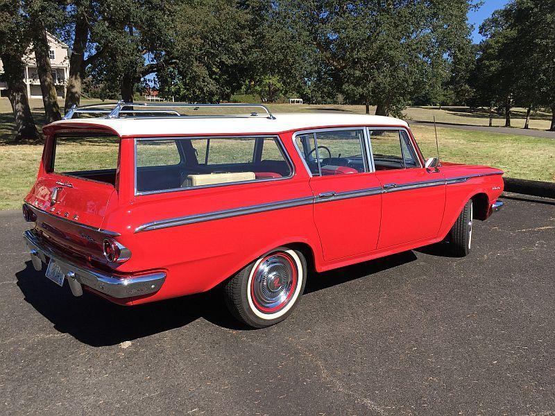 24+ 1962 rambler station wagon High Resolution