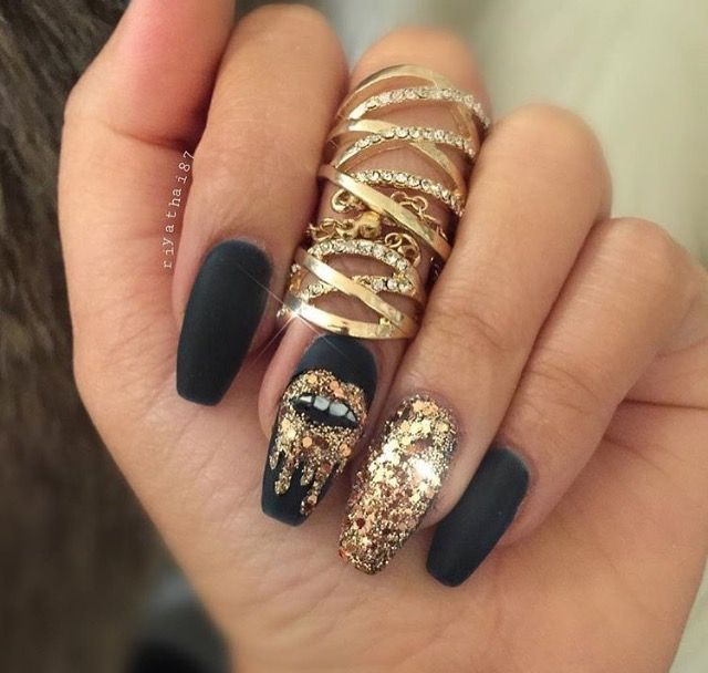 Pin by Mami K on nails | Pinterest