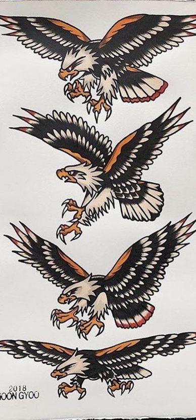 Photo of Meilleures idées de couleurs pour les oiseaux de tatouage