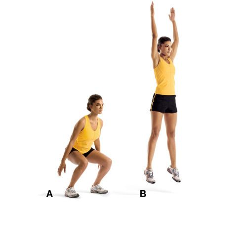 Pin on Vertical jump Exercises