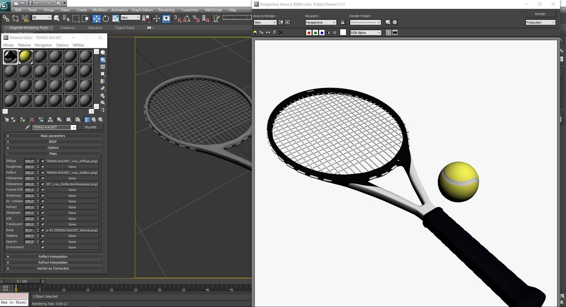 Tennis Ball And Racket Set Tennis Ball Tennis Rackets