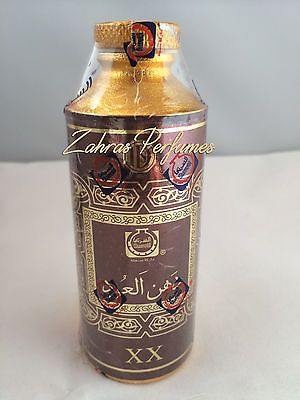 Dehan Al Oudh XX Oil Concentrated Perfume Oil Surrati 120g (110ml) Agarwood Oud
