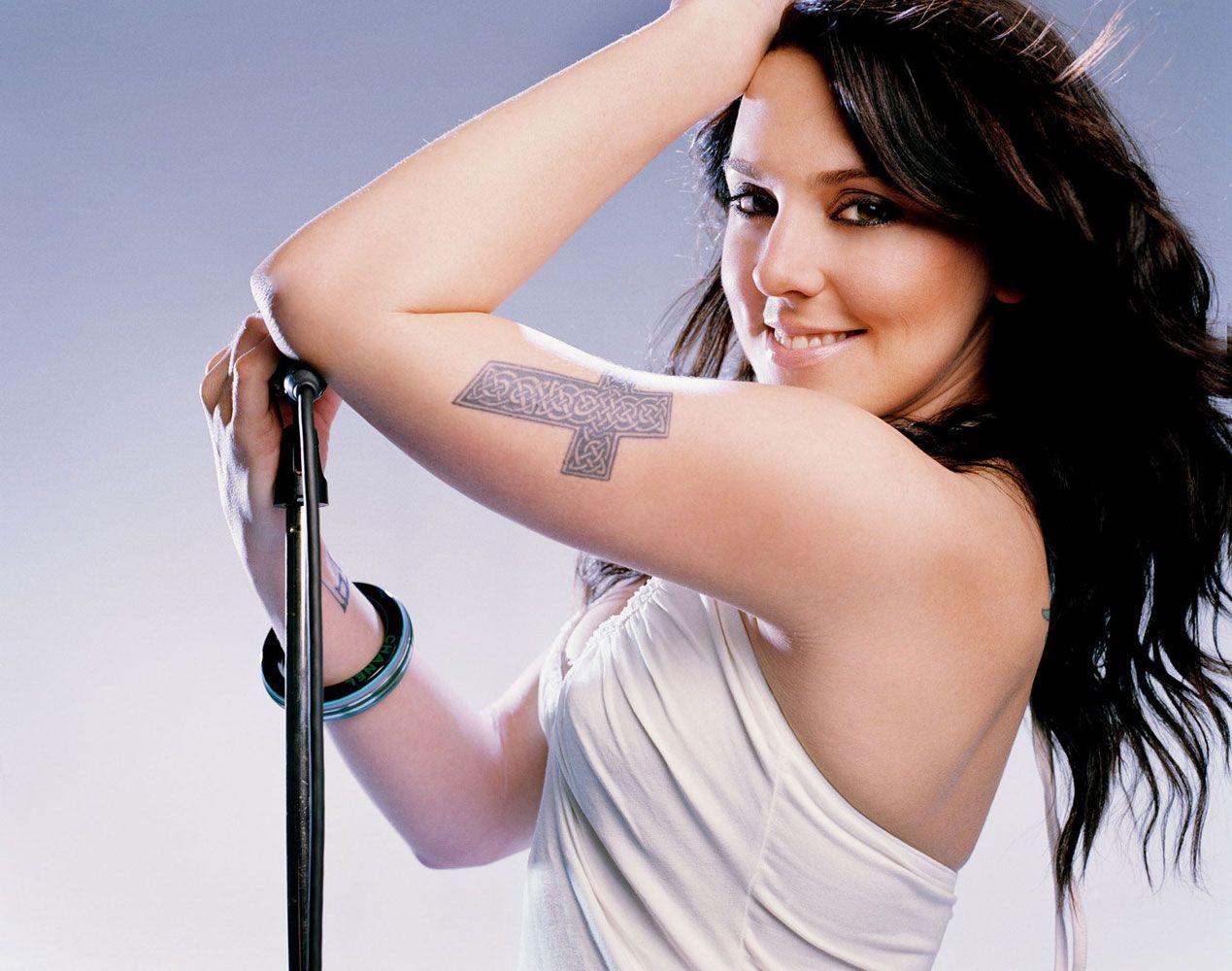 Melanie C nackt She hot