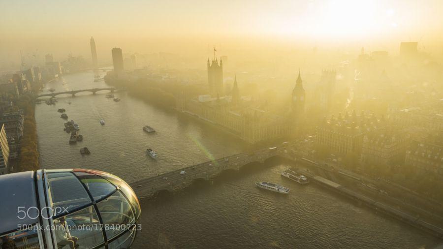 London Eye #PatrickBorgenMD