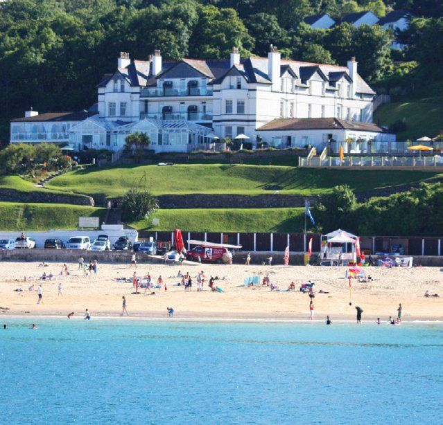 Carbis Bay Hotel St Ives Cornwall Go Holiday