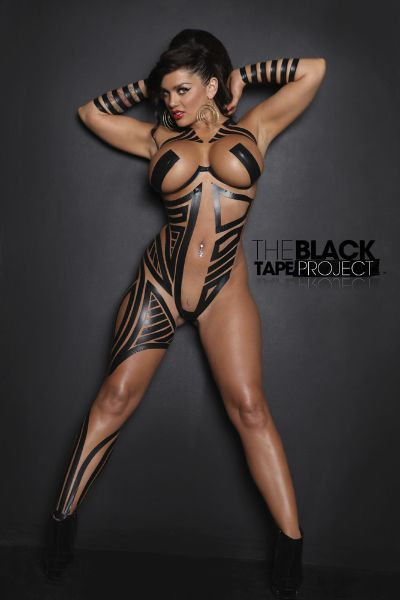 What from ivy black body paint