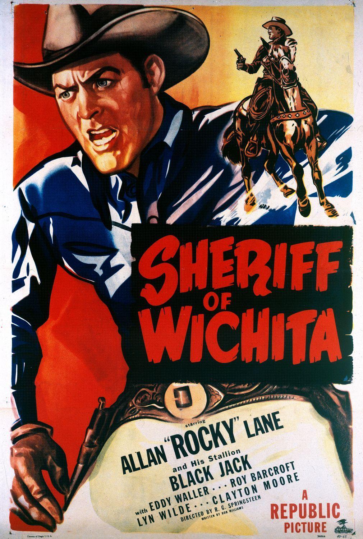 Western Movie Posters Vintage