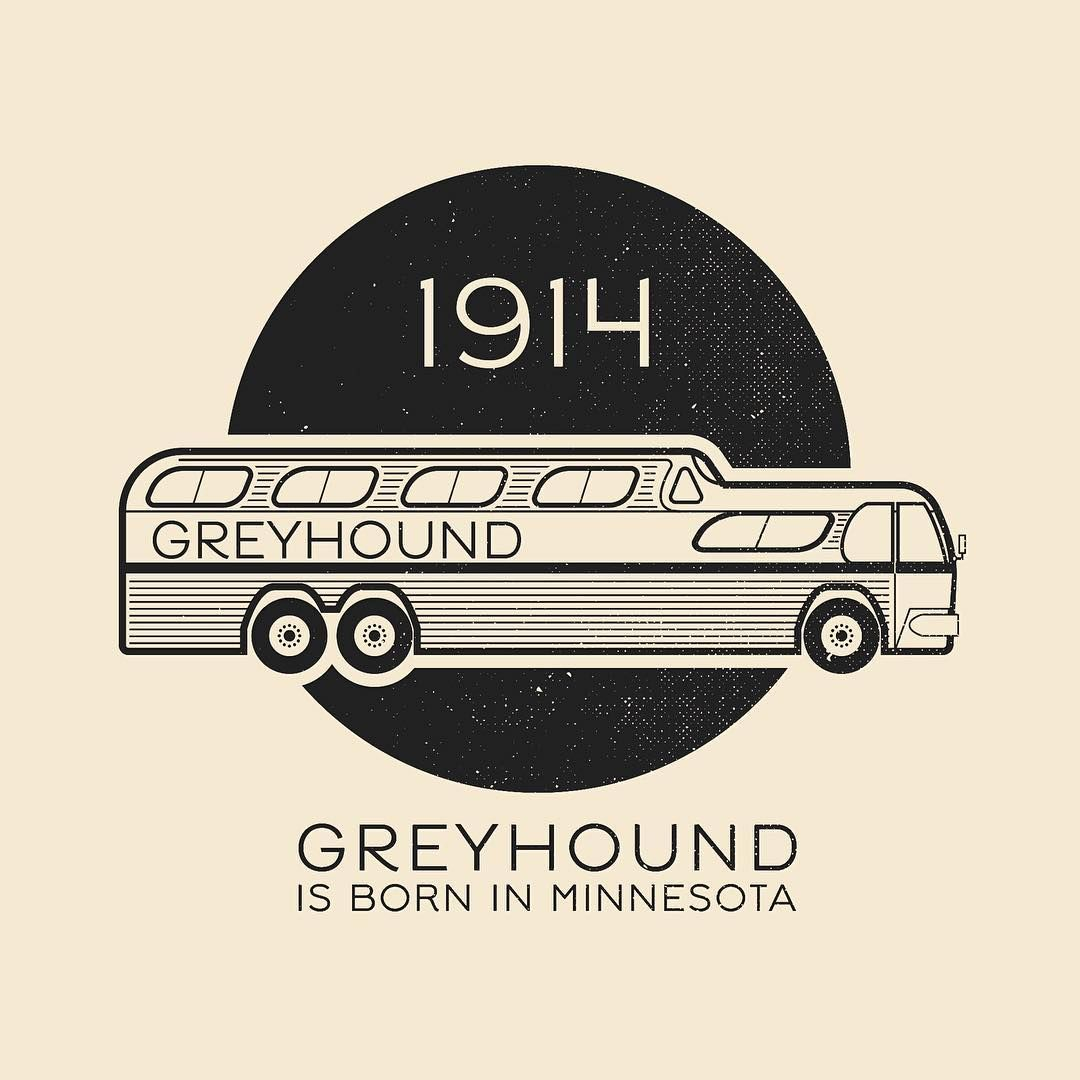 This Day In History Aug 13 1914 Greyhound Bus Lines Is Born In