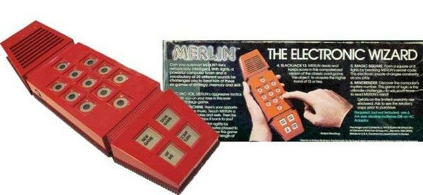 70s Toys Merlin The Electronic Wizard Blast From My Past