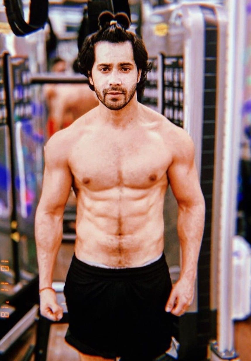 Watch Varun Dhawan: Fitness is more than having muscles video