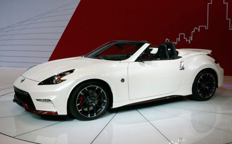 2020 Nissan Z Redesign Nissan 370z Nissan Z Nissan 370z Nismo