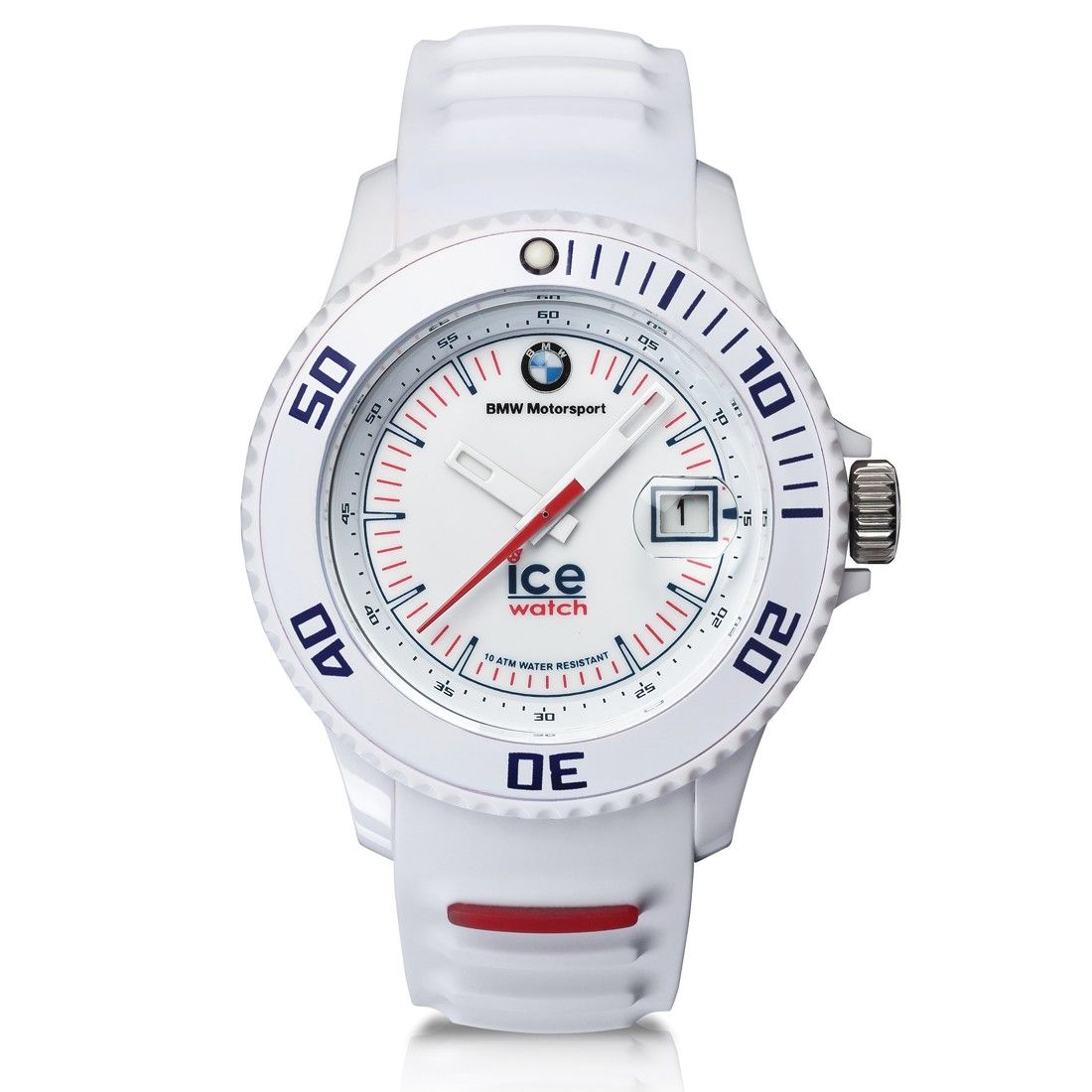 bmw motorsport ice watch white bmw gifts apparel. Black Bedroom Furniture Sets. Home Design Ideas