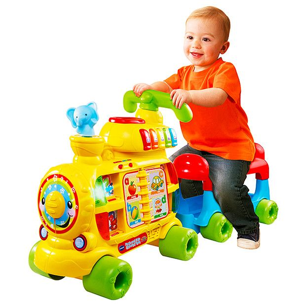 vtech baby push and ride alphabet train bella gifts ride on toys ride on train best. Black Bedroom Furniture Sets. Home Design Ideas